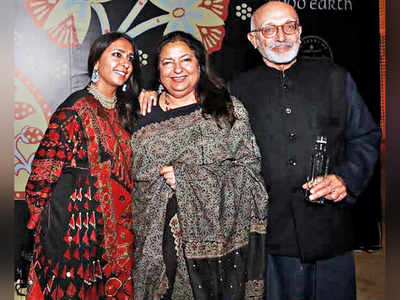 Anita Lal showcases new collection at Indira Gandhi National Centre for the Arts in New Delhi
