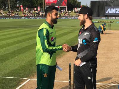 Live Cricket Score: New Zealand vs Pakistan, 3rd T20I