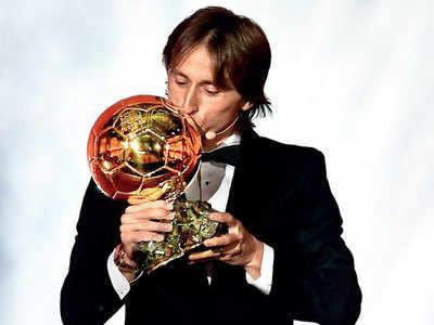 Luka Modric, a refugee of war in Croatia as a child, now wins Ballon d'Or