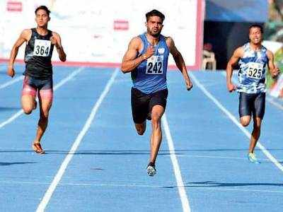 Chasing Olympic dream, athlete seeks govt help
