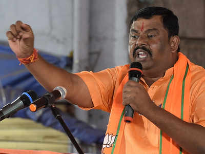 Pakistan army, BJP Telangana MLA Raja Singh in war of words over song for forces