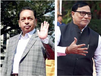 Can Rane, Kripashankar help the BJP win BMC?