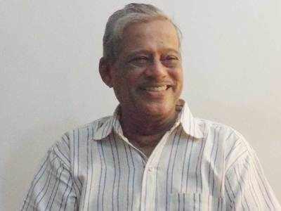 Farewell, Ratnakar Matkari
