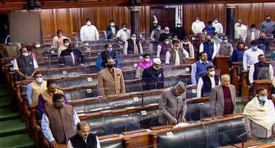 Parliament Session live updates: Govt will have to repeal farm laws, and let go of its ego, says Owaisi