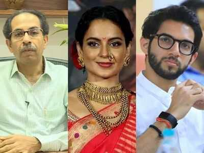 Kangana Ranaut slams Uddhav Thackeray, drags Aaditya's name: Here's everything she has said