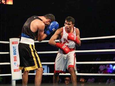 Big Bout Indian Boxing League: Gujarat Giants jump to top of table