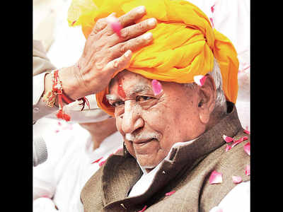 The RSS ideologue who built, nurtured the BJP