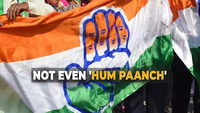 Goa: How Congress slipped from 17 to 4 MLAs