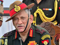 Kargil Vijay Diwas: Thrust on 'Make in India' weapons says Army Chief Rawat