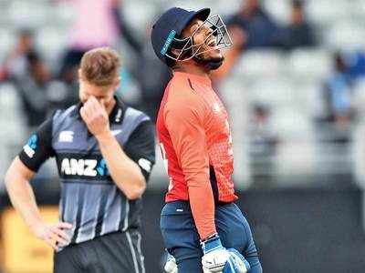 England once again overcome New Zealand in a Super Over, wins series 3-2