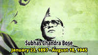 India remembers Netaji Subhas Chandra Bose on his death anniversary