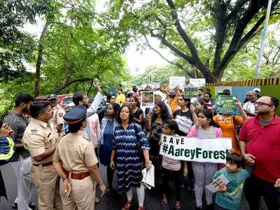 Plea in Bombay High Court against BMC nod to cut 2,600 Aarey trees for metro car shed