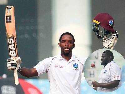 Afghanistan vs West Indies: Shamarh Brooks, Rahkeem Cornwall put Windies close in on Test win