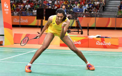 Best wishes pouring in for the fearsome fighter PV Sindhu