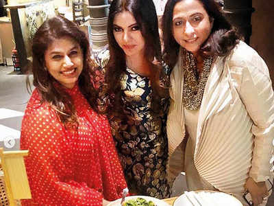 Pinky Reddy celebrates her birthday with her girl gang in Mumbai