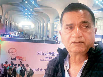 Sham Kaushal returns as Dhaka schedule of international production grinds to a halt following COVID-19