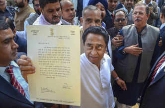 If business loans can be waived, why not farm loans: Kamal Nath