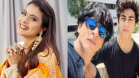 Kajol gets trolled for celebrating 26 years of 'DDLJ' while Aryan is in jail