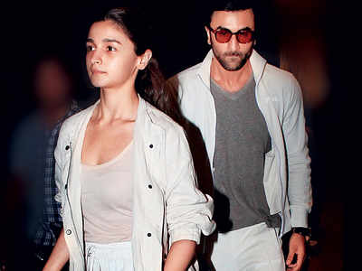 New York holiday for Alia Bhatt and Ranbir Kapoor