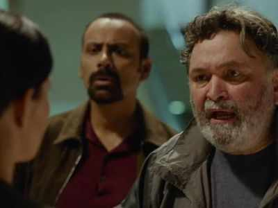 The Body movie review: This Rishi Kapoor and Emraan Hashmi-starrer is a tacky thriller