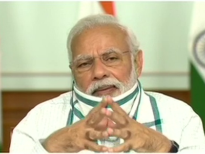 Congress attacks PM Modi: One man cannot charge into the virus