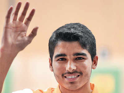 Asian Games 2018 shooting gold medallist Saurabh Chaudhary smashes record for gold
