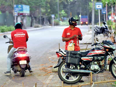 Food delivery execs hit by spiked petrol rates