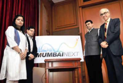 CM unveils 'Mumbai Next' initiative to boost infra