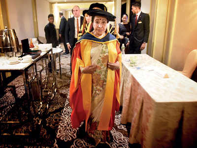 Meet Dr Asha Tai