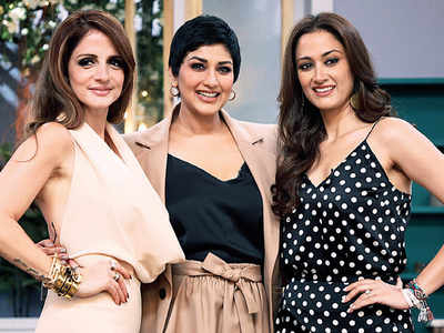 Sonali Bendre: Earlier, my whole life had been about my hair