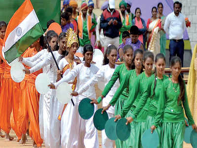 Chief Minister's Independence Day message: Learn Kannada