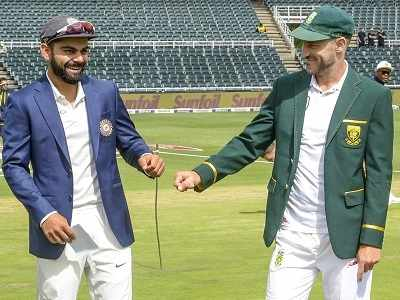 Virat Kohli's Men In Blue and Faf du Plessis' Proteas join hands to help drought-hit Cape Town