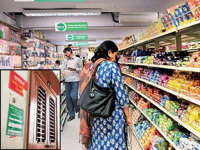 Supermarkets suspended. Get grocery delivered home
