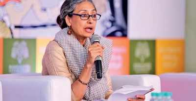 Bangalore Literature Festival day 1 features thought-provoking conversations with eminent personalities