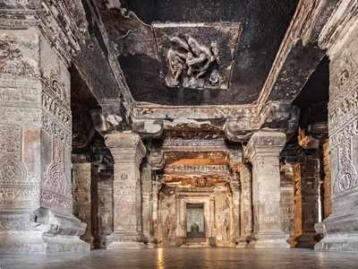Maharashtra: Road project delay hits tourist footfall at Ajanta Caves
