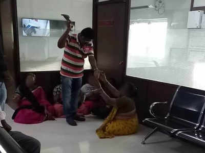 In Andhra Pradesh's first model police station, drunk cop lashes women prisoners with leather hunter