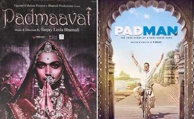 Padman vs Padmaavat Box Office collection: Sanjay Leela Bhansali's magnum opus continues the strong run; Akshay Kumar's film opens to a warm reception