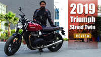 2019 Triumph Street Twin road test review