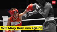 The 6-time world champion, Mary Kom advances at Tokyo Olympics