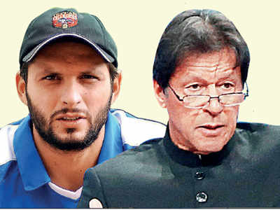 Imran must do more about Kashmir: Afridi