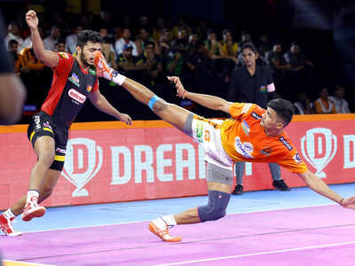 Pro Kabaddi League: Paltan end home leg with a win