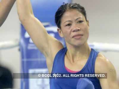 Boxam Tournament: Mary Kom, Amit Panghal among 12 Indians in quarter-finals