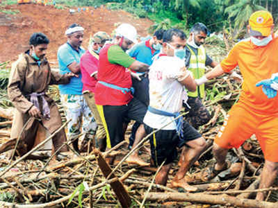 Kerala limping back to normal; flood toll touches 104, 36 missing