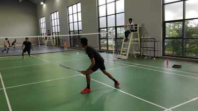 Expedite '19, a learning curve for shuttlers