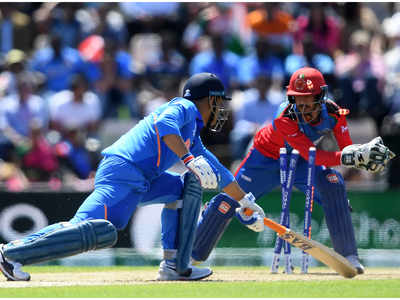 Cricket World Cup: MS Dhoni stumped for first time since 2011