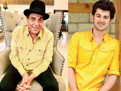 Dharmendra: Saw myself in Karan Deol even though he was more subdued