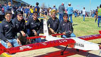 Mumbai students share their experience of coming third at SAE aero design competition