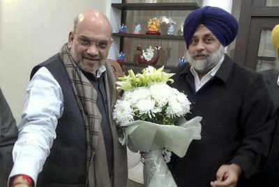 Akali Dal to support BJP in Delhi polls