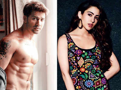 Part of Varun Dhawan and Sara Ali Khan's Coolie No 1 set and light equipment damaged in fire