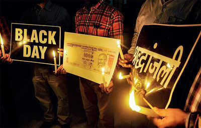 Some myths about black money